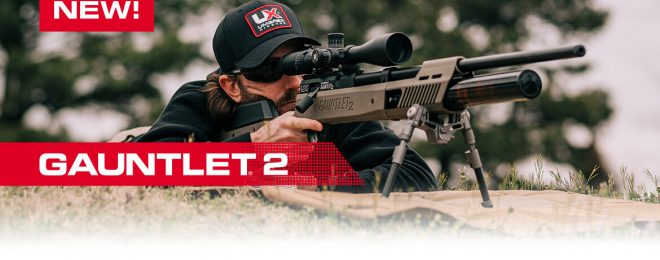 Umarex Introduces the Gauntlet 2 Pre-Charged Pneumatic Air Rifle
