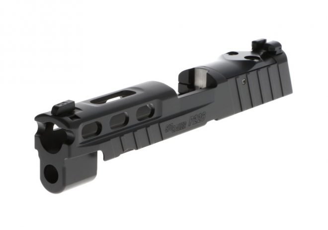 SIG Introduces New P226 Optic Ready PRO-Cut Slide Assembly