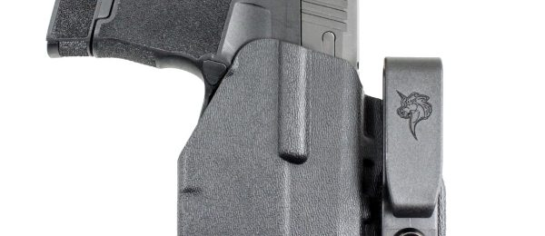New IWB Slim-Tuk Holster for TLR-6 Equipped SIG P365 Pistols