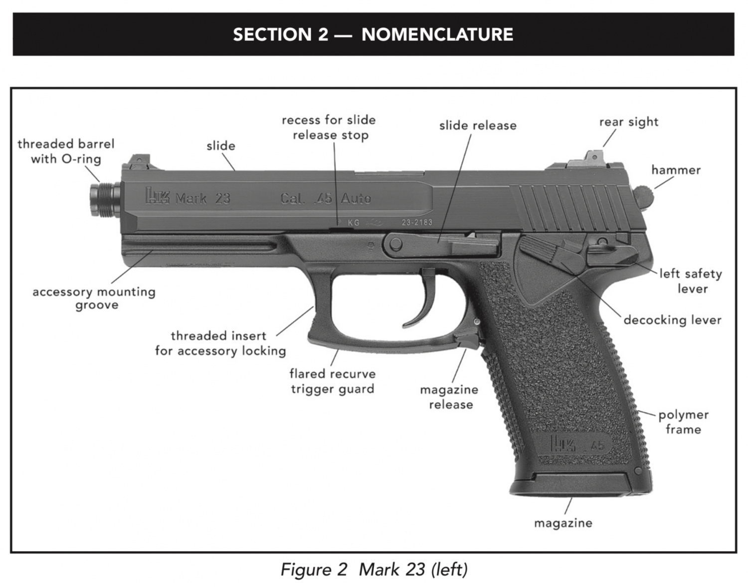 SILENCER SATURDAY #178: H&K And KAC MK23 - The Most Famous Suppressor Combo?