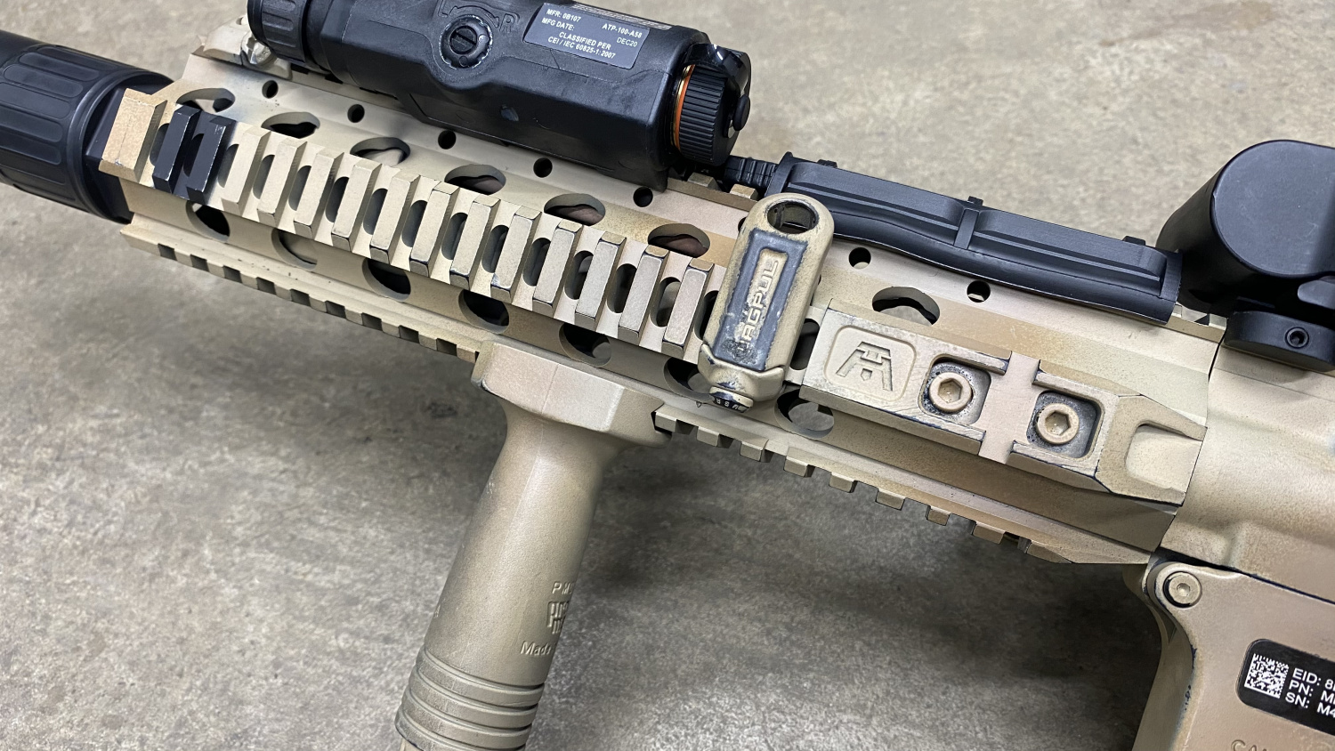 Type-A Unveils the New CQBR Block II Resto-Mod Rifle