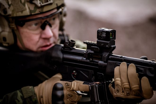 Aimpoint ACRO C2 P2 Red Dot Sight Next Generation