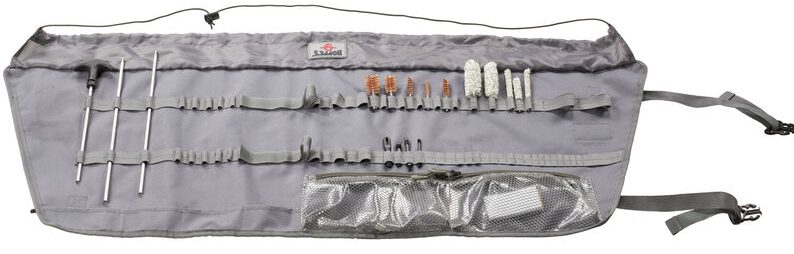 Hoppe's New Ready Roll Portable Tool Roll Cleaning Kit