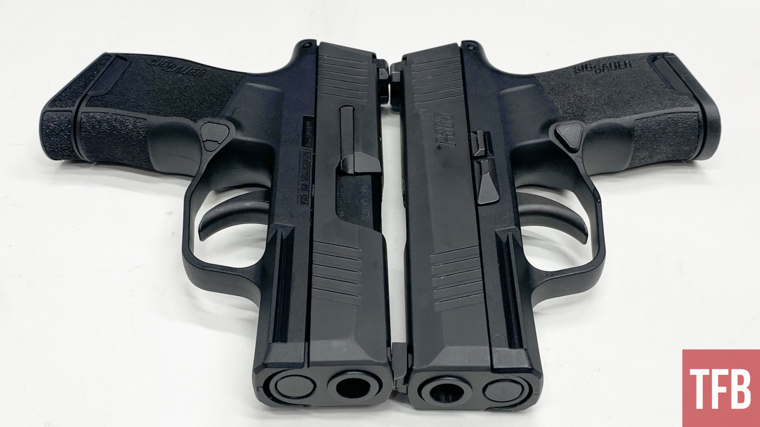 SIG's P365 Family History and Current Variants