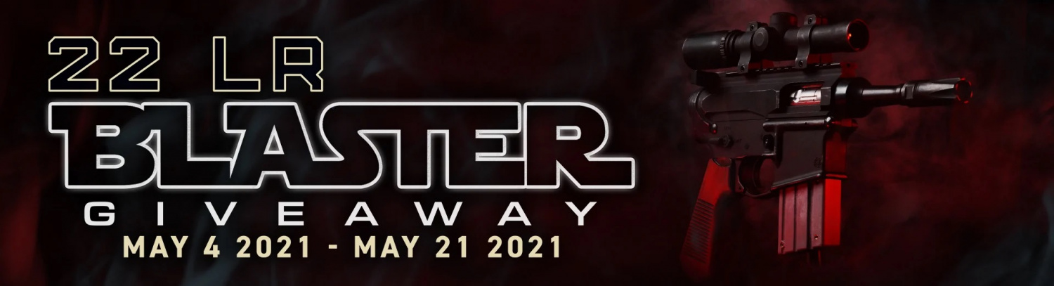 CMMG's May the Fourth Blaster Giveaway and Build Components