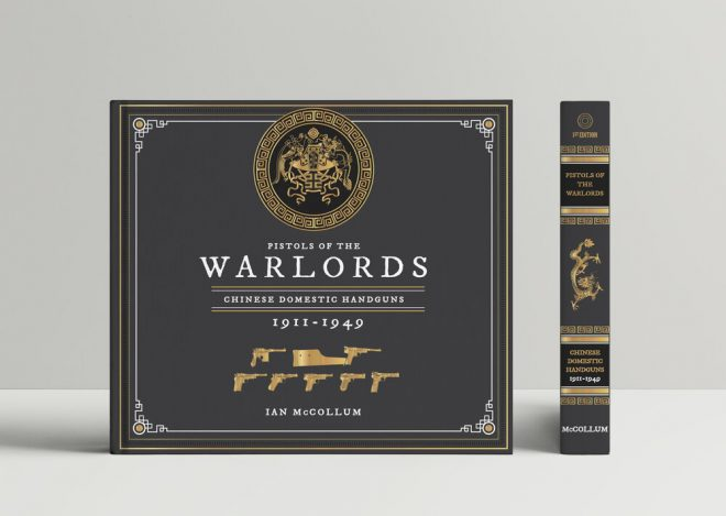 Headstamp Publishing Launches Kickstarter for Pistols of the Warlords