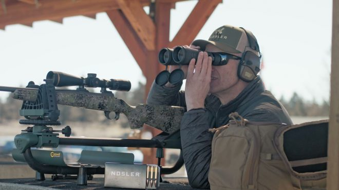 Nosler Tips First Trip to the Shooting Range (1)