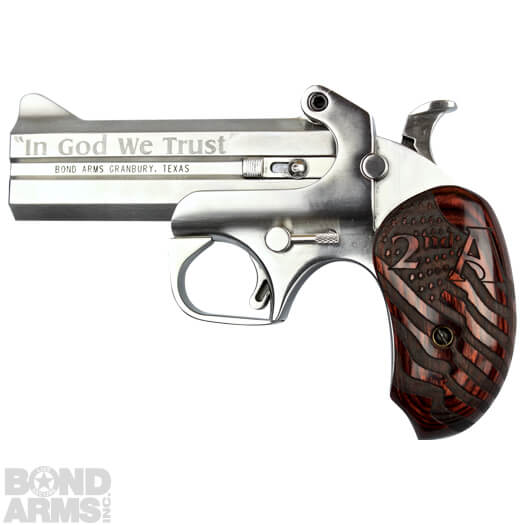 Defending the 2nd Amendment in Style - The Bond Arms Bolt PT2A
