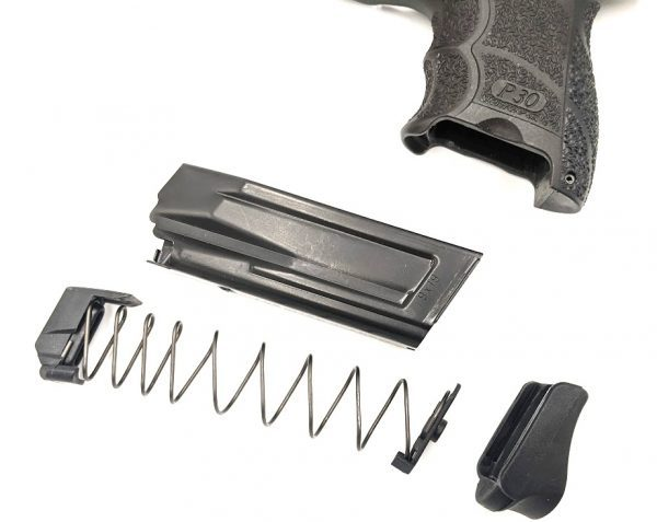 New VP9sk/P30sk Magazine Extender Kits from XTech Tactical