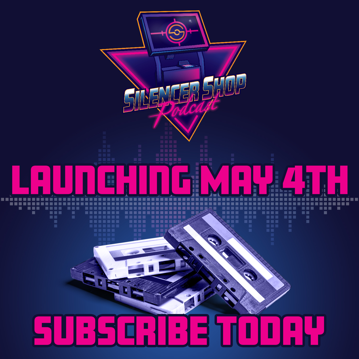 The NEW Silencer Shop Podcast is Live and Awaiting your Listening Pleasure