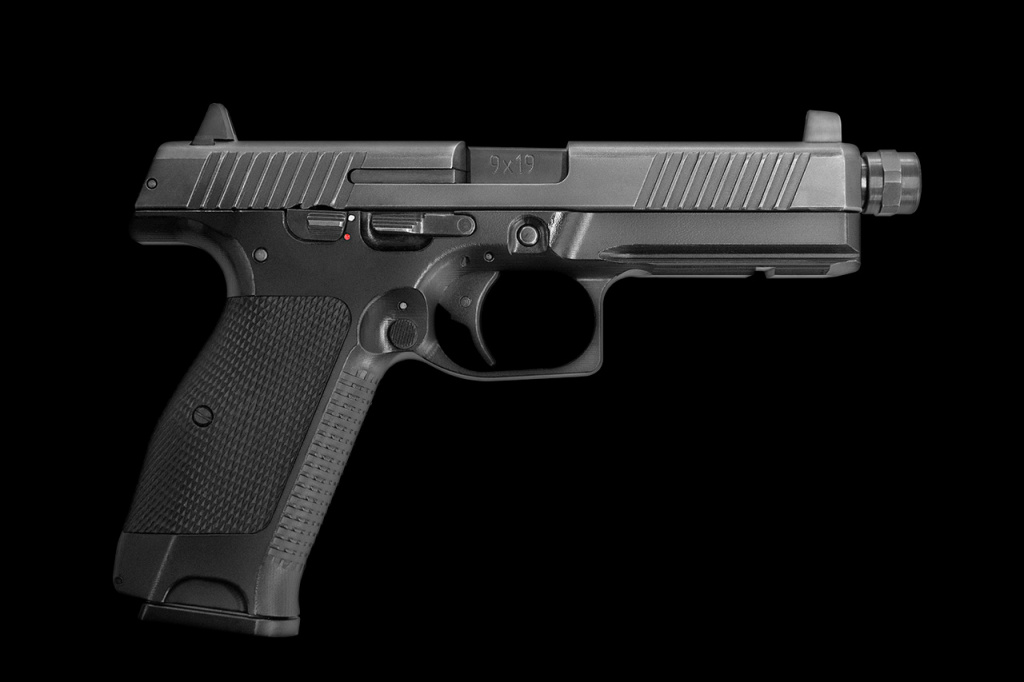 Russian National Guard Adopts the Lebedev Pistol (MPL and MPL1) (1)