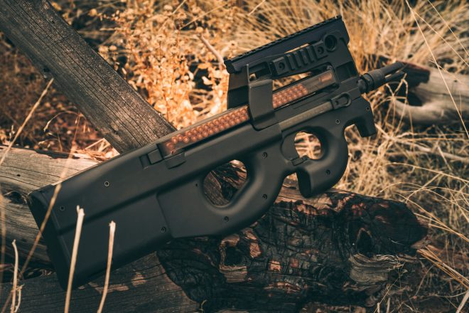 TFB Collab: FN P90 with 1911 Syndicate