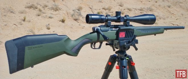 TFB Review The Savage Impulse, A Straight Pull Boltgun (1)