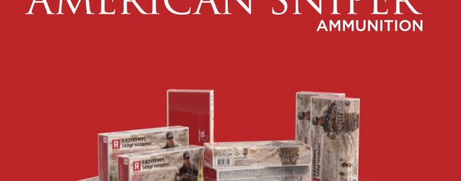 Introducing the new American Sniper Line of Ammunition