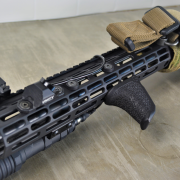 Meet the M-LOK Handbrake and Micro Cable Clips from Emissary Development.