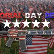 Memorial day DEALS on Gear and Guns Today Through 5/31