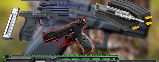The Rimfire Report: The Best Rimfire Replacement Firearms to Train With