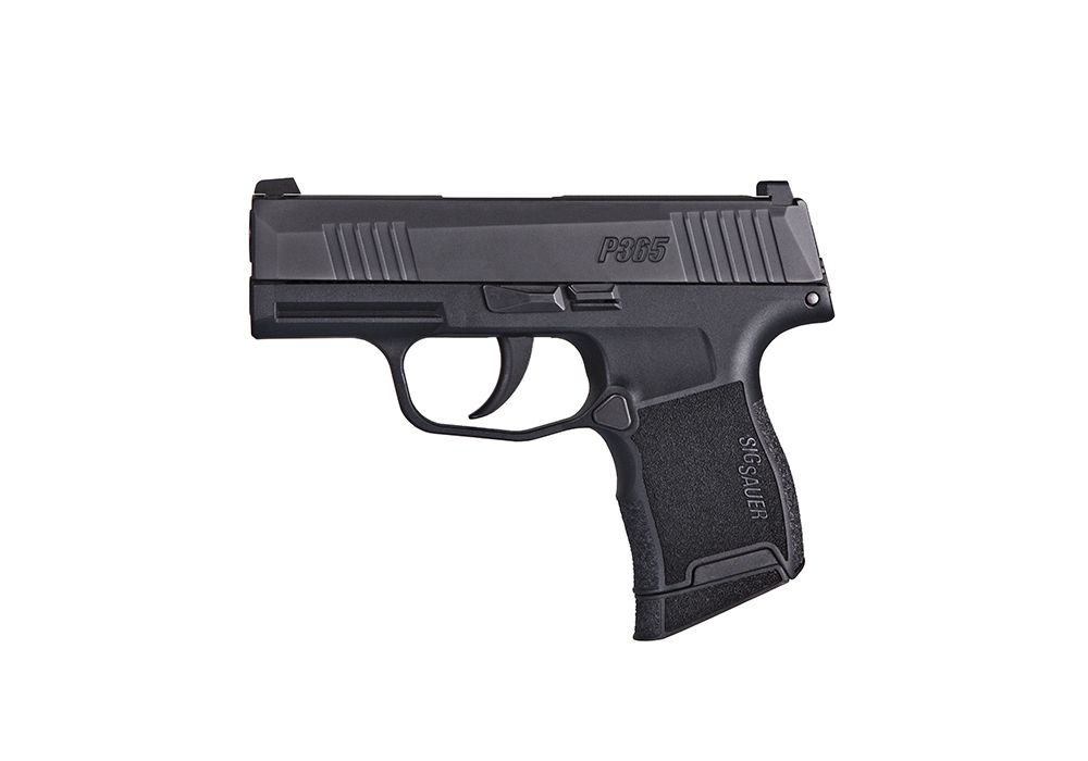 SIG has highlighted a healthy magazine capacity in an easily-concealable form factor as one of their P365 series' major benefits - as has Springfield with their Hellcats, the subject of SIG's lawsuit.