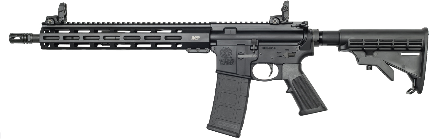 Some of the less-standard features included will be items like the M-LOK handguard rather than an older-style quad rail.