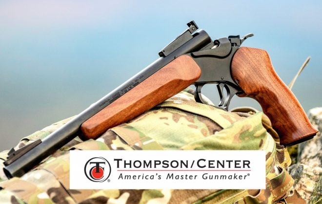 Thompson/Center Arms has been a subsidiary of Smith & Wesson Brands Inc. since 2007, but will soon be divested from SWBI.