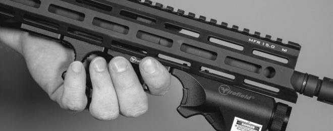 Firefield Unveils new Rival XL Foregrip Laser Combos