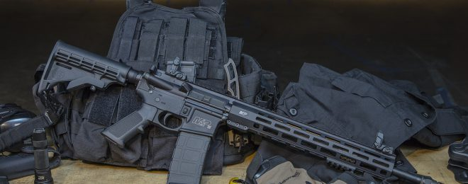 The New Smith & Wesson MSR - The M&P15T II Rifle
