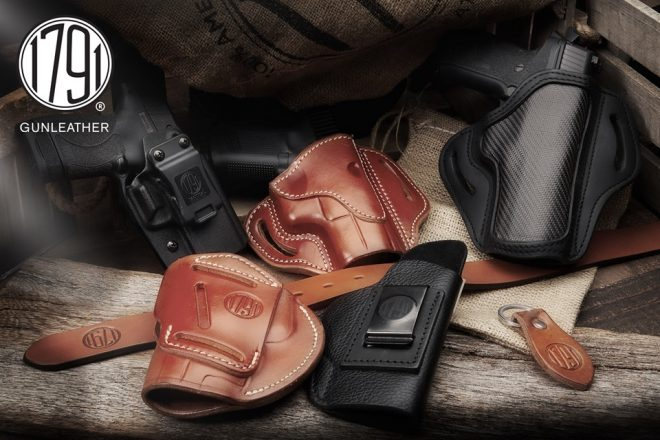 1791 Gunleather Expands Company Roster - Adds 40% More Staff