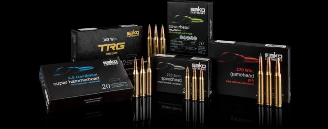 Six New Sako Cartridges Have Landed in the USA
