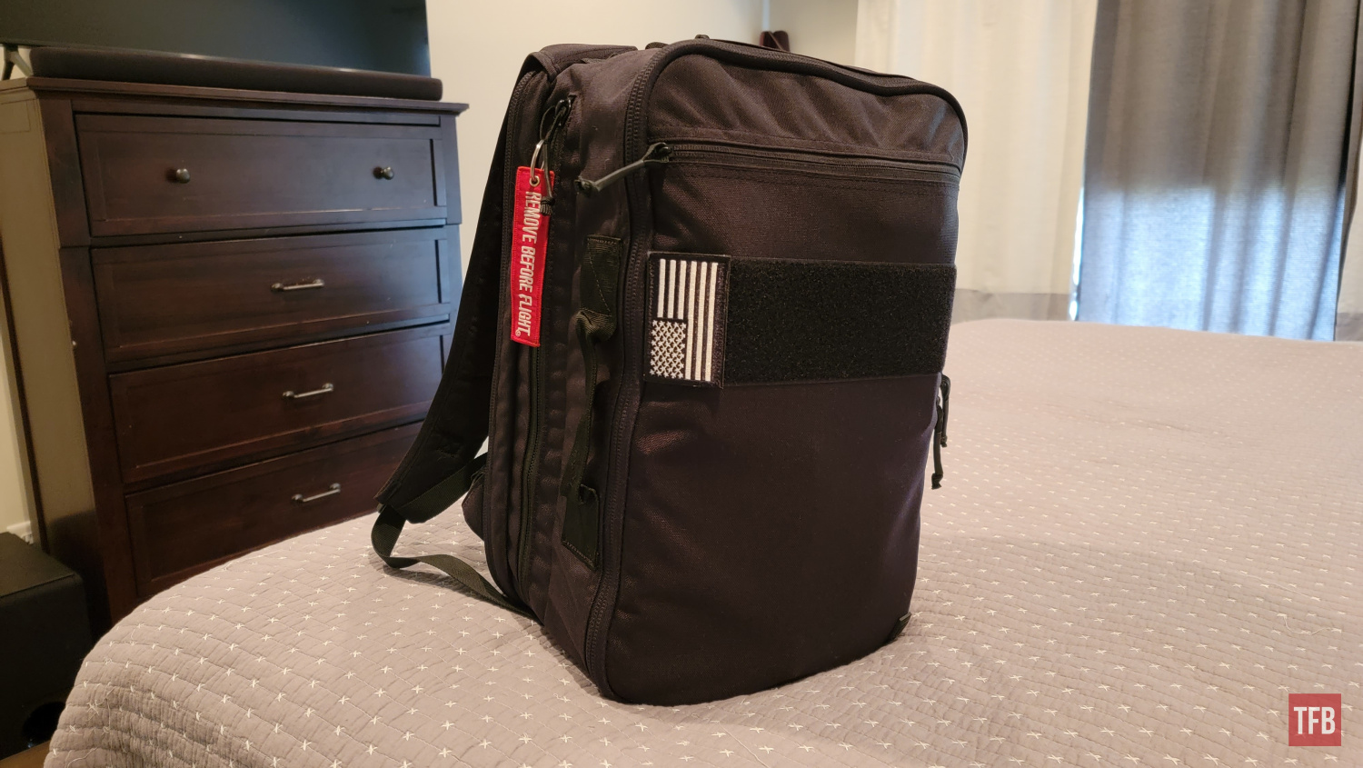 Grey Man Tactical Launches the Stealth 20L Backpack