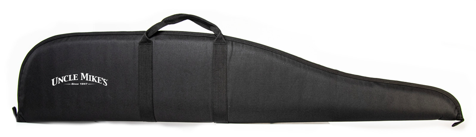 New Uncle Mike's Padded Long Gun Cases and Pistol Range Bag