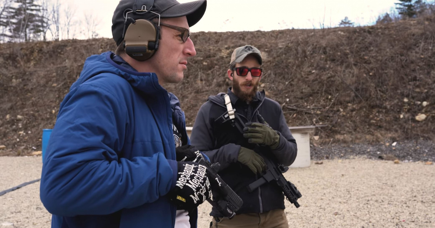 At The Ready - A Behind the Scenes Look at the Firearms Industry