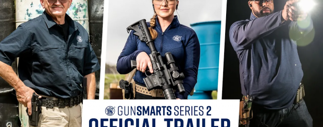 GUNSMARTS Series 2 Launched by Smith & Wesson