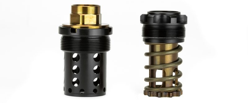 Griffin Armament Releases New CAM-LOK Adapter for Fixed Barrels
