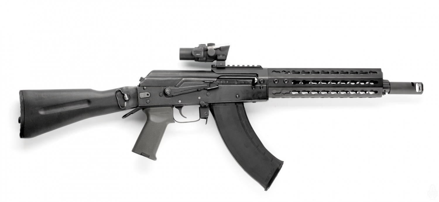 Sureshot Armament Group (SAG) first generation AK chassis
