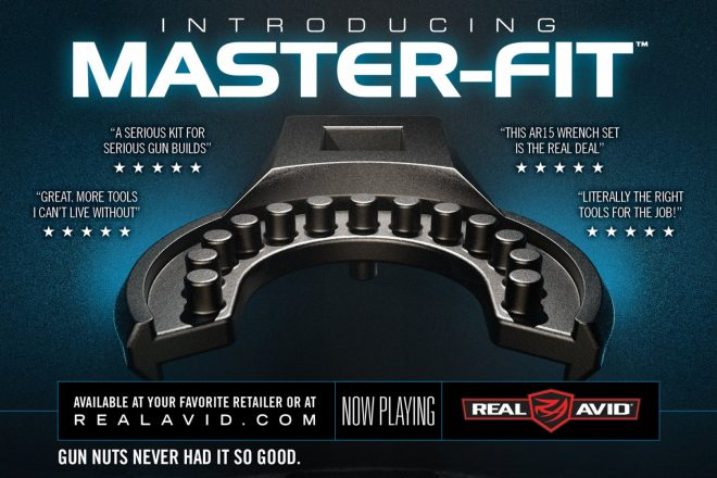 Real Avid introduces their new MASTER-FIT gunsmithing torque wrench series.