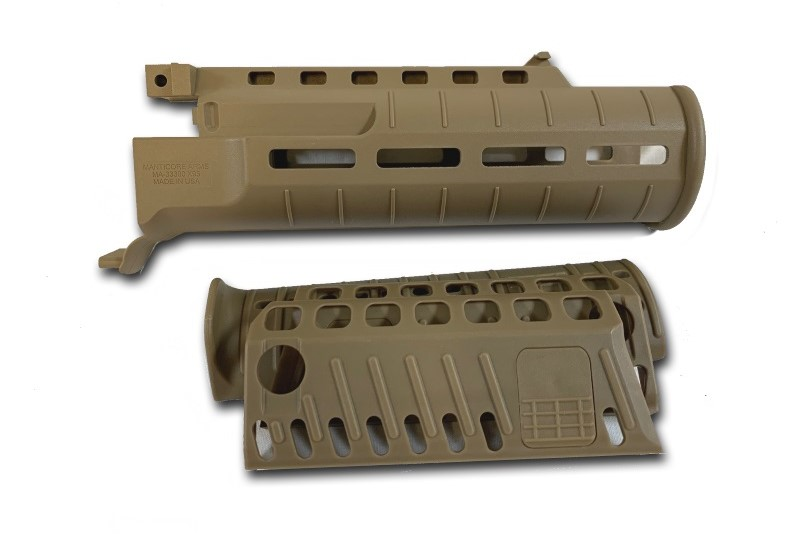 Manticore Arms X95 Optimus Polymer Forend (1)