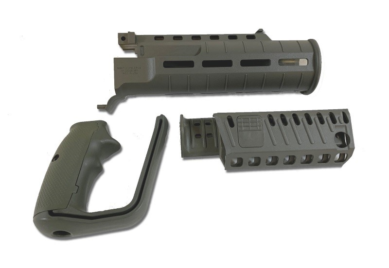 Manticore Arms X95 Optimus Polymer Forend (2)