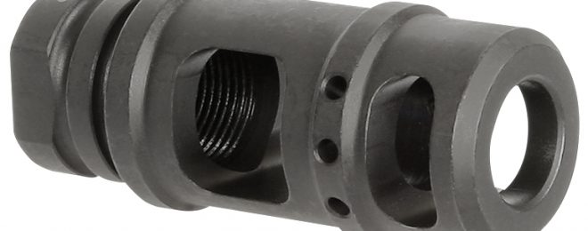 Midwest Industries Large Bore Two Chamber Muzzle Brakes (4)