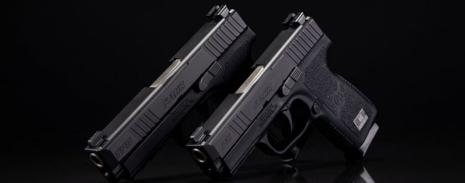 NEW From Kahr Arms Introducing the Kahr P9-2 Series