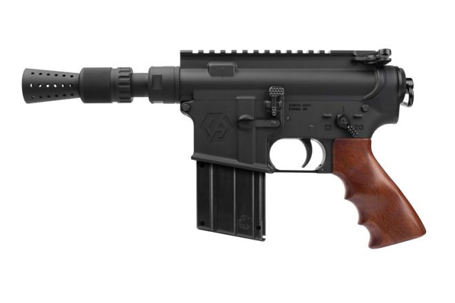 AR-15 DL-44 blaster from Canto Arms