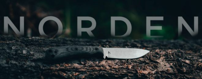 Norden Knives - New Knife Brand by Shield Arms