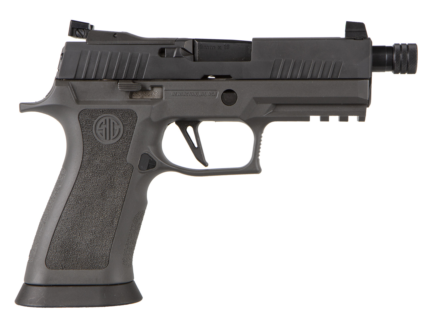 The New SIG Sauer P320 XCarry Legion Pistol Has Arrived