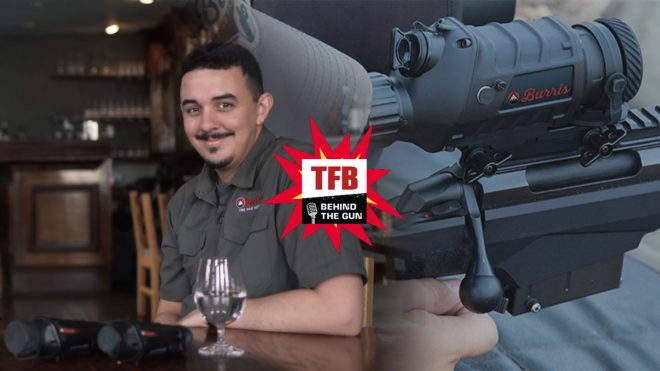 TFB Behind The Gun Podcast Episode #26: Phil Harding from Burris