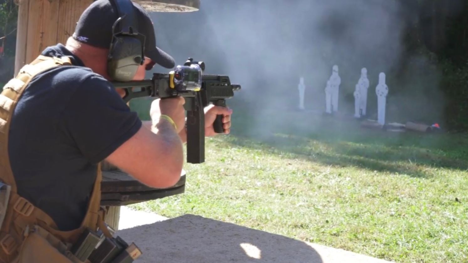 This Year is The End of the Knob Creek Machine Gun Shoot