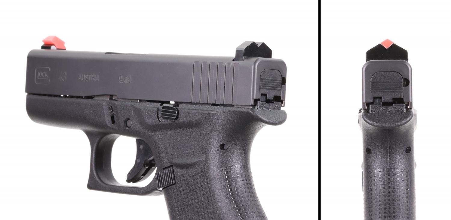 Advantage Tactical Sights' products include the Dark Diamond (shown here) and Pyramid lines.