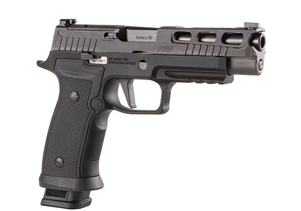 Sig Sauer Announced the Full Sized P320 AXG Pro