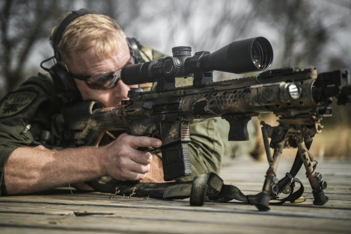 The riflescope series also warranted a mention, with some existing models now in production and new additions teased for the future.
