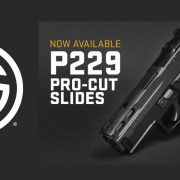 SIG SAUER introduces their new Pro-Cut Slide upgrade for the P229 handgun.