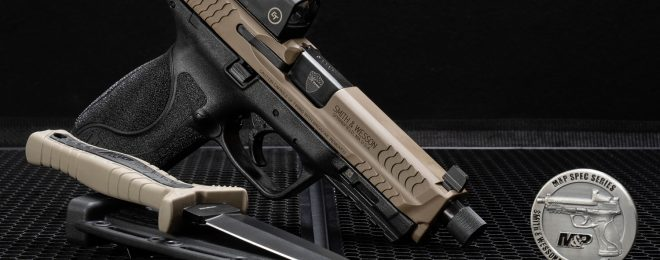 Smith & Wesson introduces their new M&P Spec Series Kit.