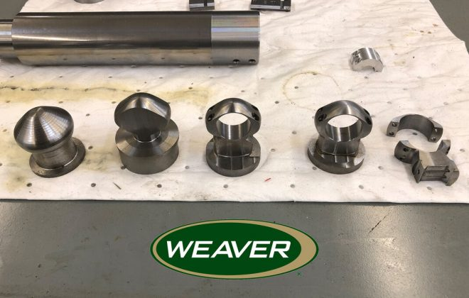 Weaver's Grand Slam Scope Ring Line Expanded with new 30mm Rings